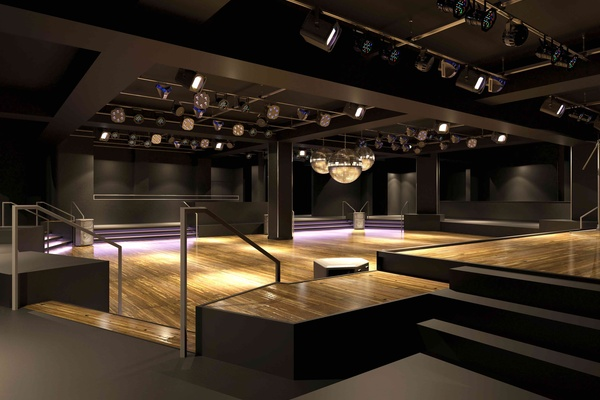 Photo of NYC / Tri-State event space venue Cachet Boutique NYC's Black Box