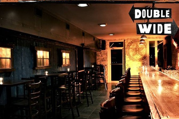 Photo of NYC / Tri-State event space venue Double Wide Bar & Southern Kitchen's Semi-Private Bar Space