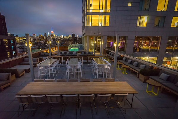 Photo of NYC / Tri-State event space venue Mr Purple's Orchard Terrace - Full Patio Buyout