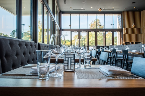 Photo of DC / MD / VA event space venue Silverspot Cinema Chapel Hill - Trilogy Restaurant's Main Dining Room - Large Party