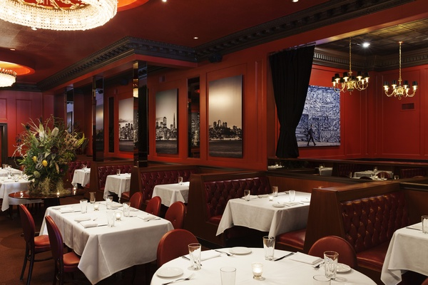 Photo of San Francisco event space venue Alfred's Steakhouse's Full Venue