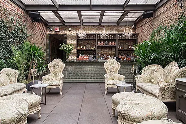 Photo of Chicago event space venue Celeste's Rooftop Garden
