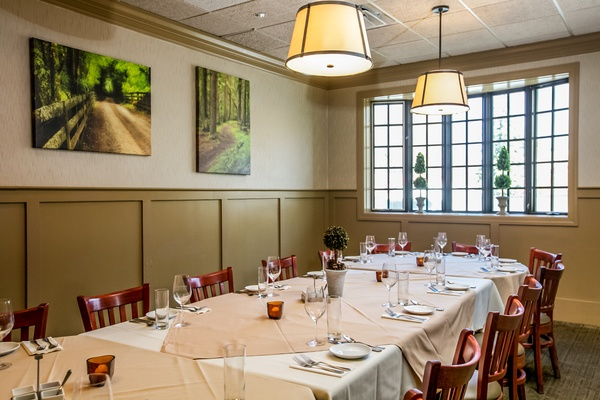 Photo of DC / MD / VA event space venue Fazzini's Taverna's Small Private Dining Room