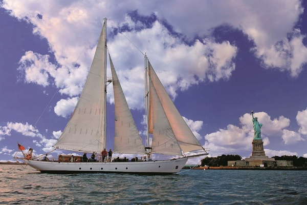 Photo of NYC / Tri-State event space venue Shearwater Classic Schooner (Manhattan By Sail)'s Shearwater Classic Schooner