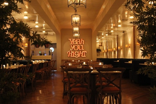 Photo of NYC / Tri-State event space venue Bo's Kitchen & Bar Room's Main Dining Room (Without Bar) - Buyout