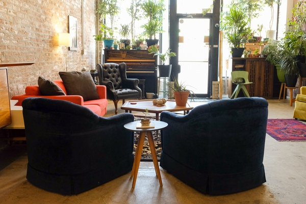 Photo of Chicago event space venue TLR: The Living Room's Venue Rental