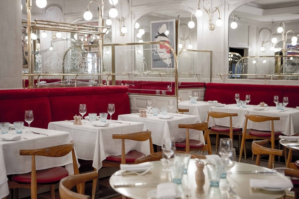 Photo of NYC / Tri-State event space venue Benoit Bistro's Main Dining Buyout