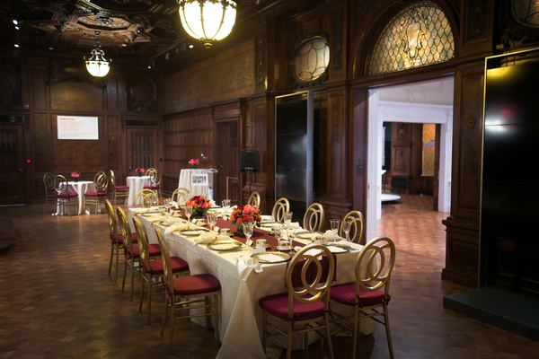 Photo of NYC / Tri-State event space venue Tarallucci e Vino at Cooper Hewitt - Smithsonian Design Museum's The Great Hall