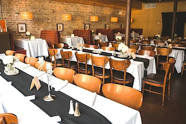 Photo of Chicago event space venue Maya Del Sol's Full Restaurant - Inside