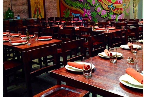 Photo of Chicago event space venue Macello Ristorante's Large Party Reservation