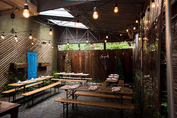 Photo of NYC / Tri-State event space venue The Cannibal Beer & Butcher's The Garden