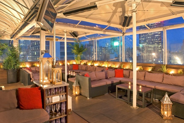 Photo of NYC / Tri-State event space venue Sky Room's South Terrace
