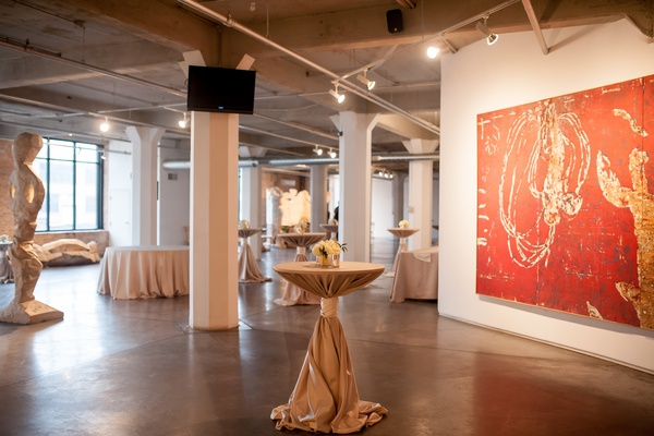 Photo of Chicago event space venue Zhou B Art Center's First Floor (Moongate & Spirit Spaces)