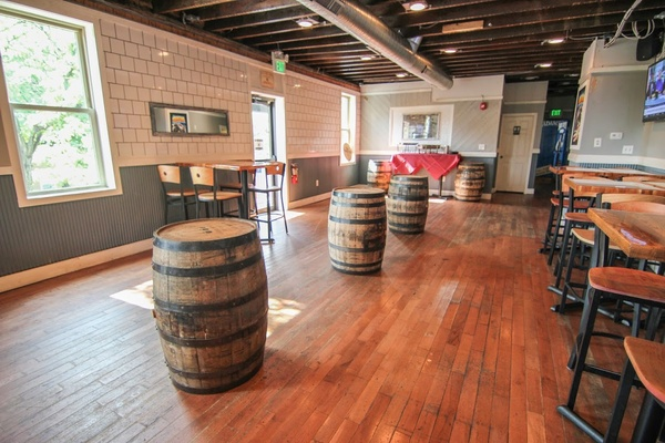Photo of DC / MD / VA event space venue Southern Provisions's Upstairs Loft Bar