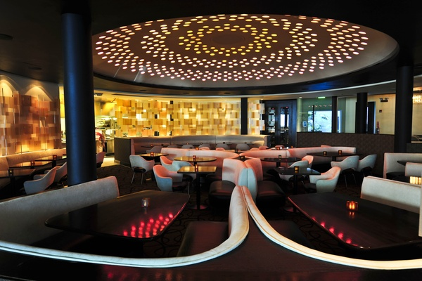 Photo of San Francisco event space venue 5A5 Steak Lounge's Restaurant Buyout
