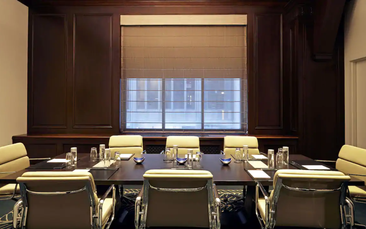 Photo #4 Willard Jones Boardroom at Hyatt Centric The Loop Chicago