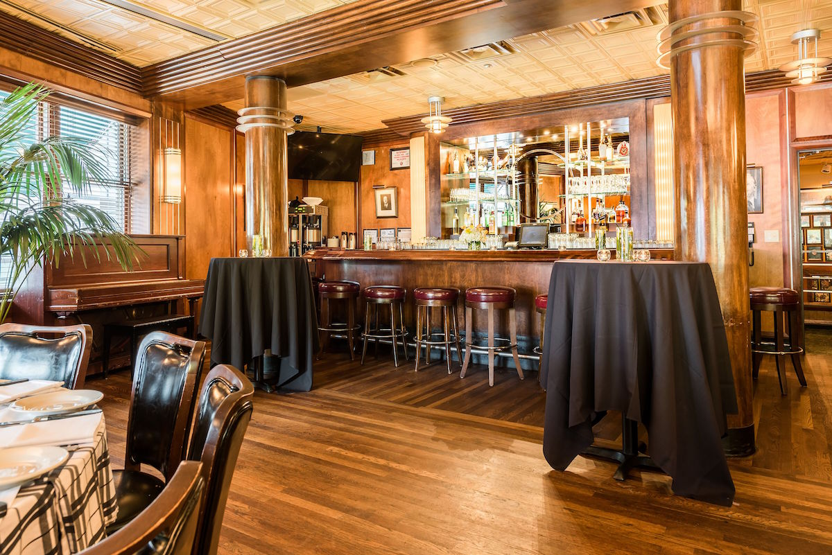 Photo #5 The Front Bar Room at Gibsons Steakhouse Chicago