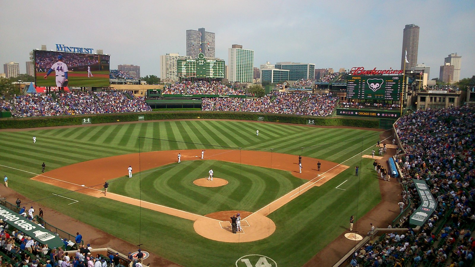 Photo #5 Wrigley Field at Wrigley Field