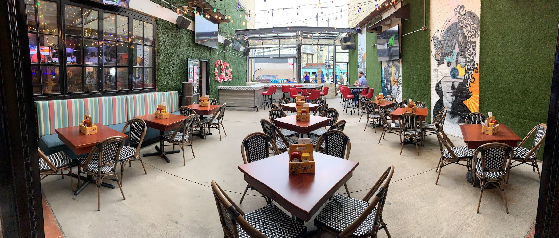 Photo #3 Patio at Old Grounds Social
