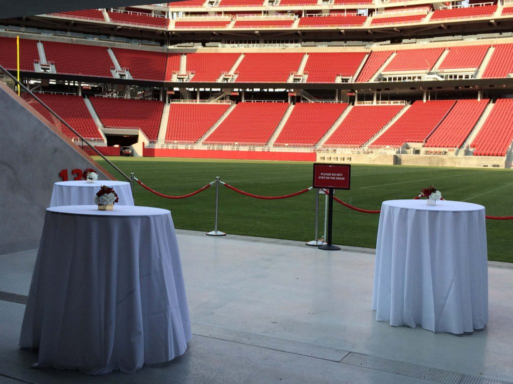 Photo #2 BYN Mellon Club West at Levi's Stadium