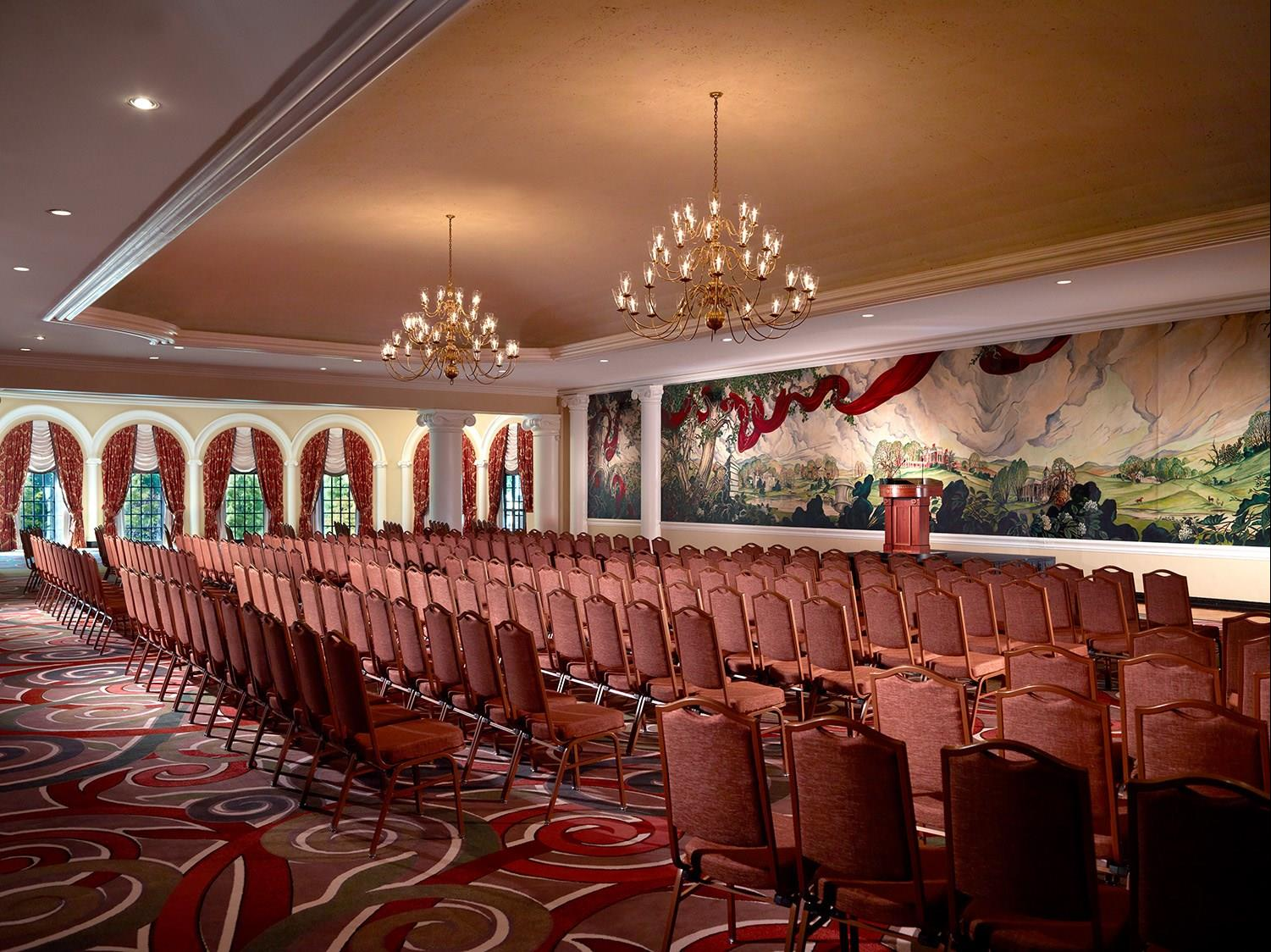 Photo #5 Palladian Ballroom at Omni Shoreham Hotel
