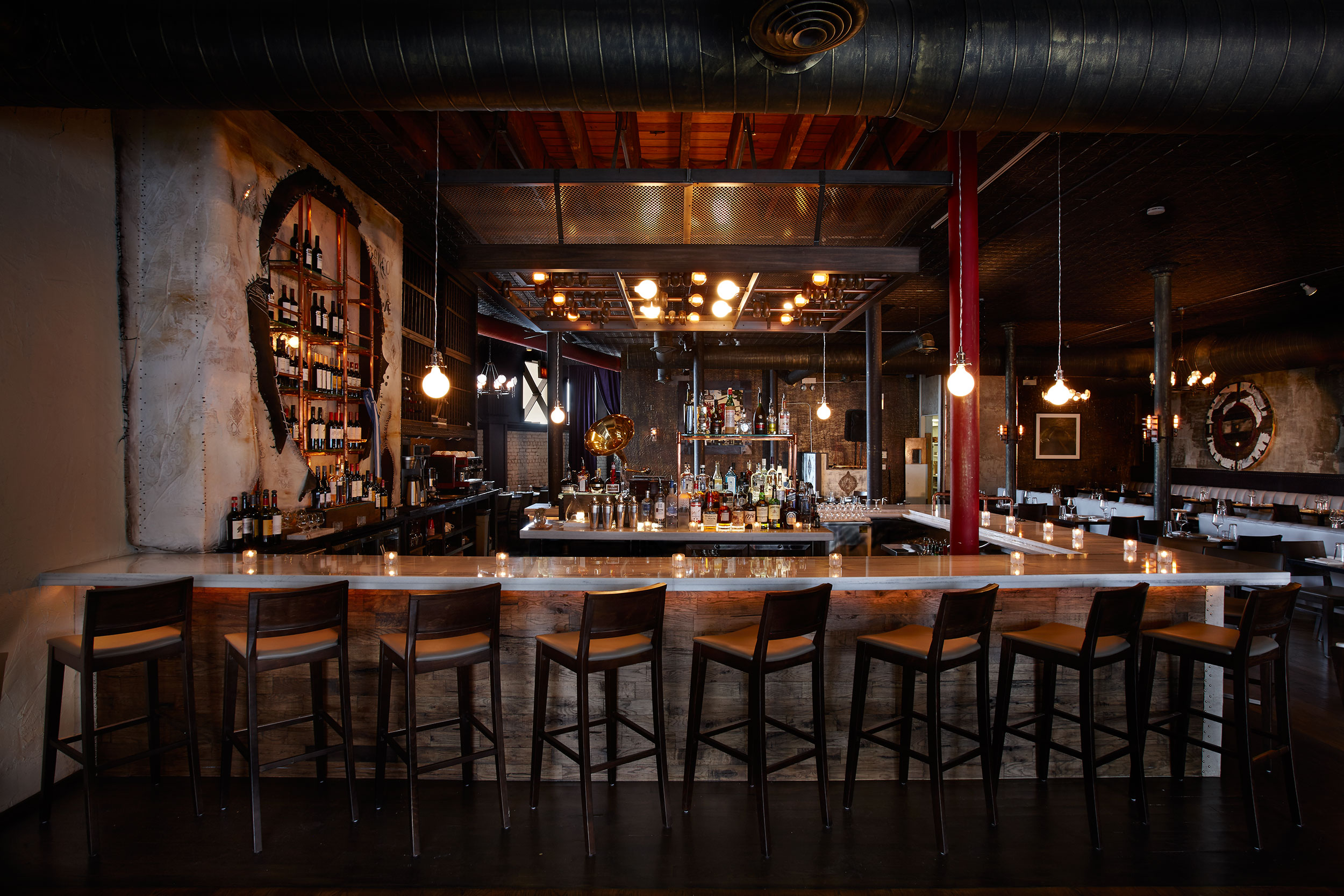 Artango Bar & Steakhouse event space in Chicago, Chicagoland Area