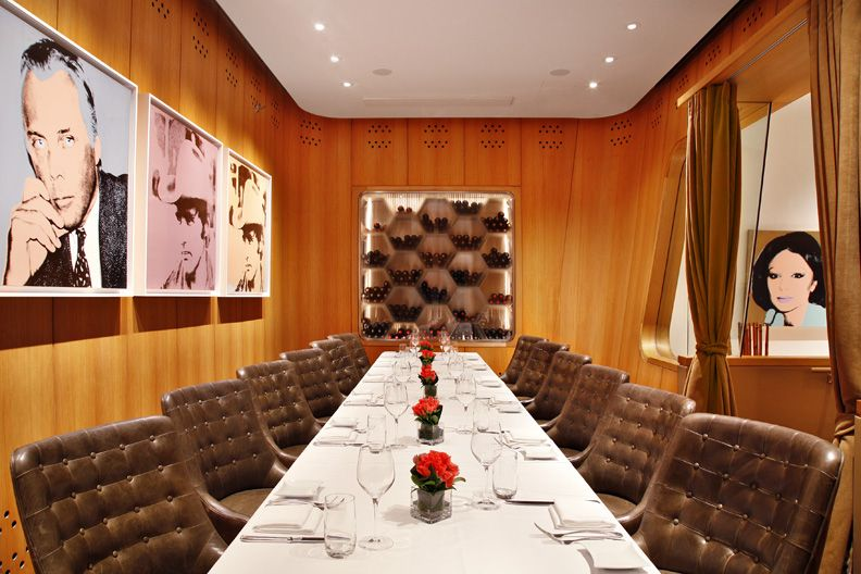 The Private Room event space at Casa Lever in New York City, NYC, NY/NJ Area