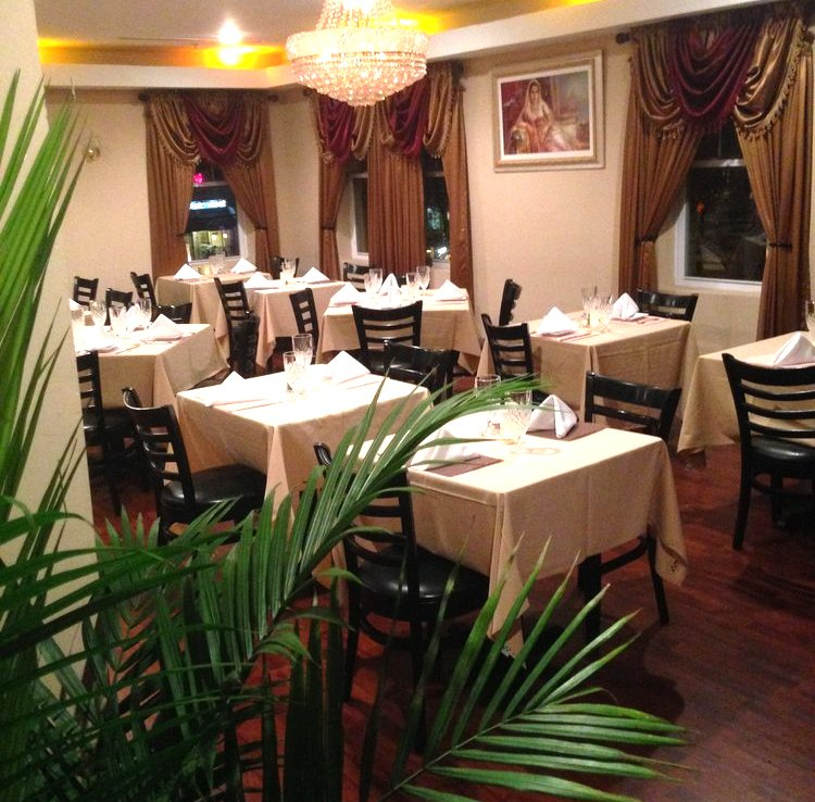 Photo #7 Private Dining Room at Cafe of India