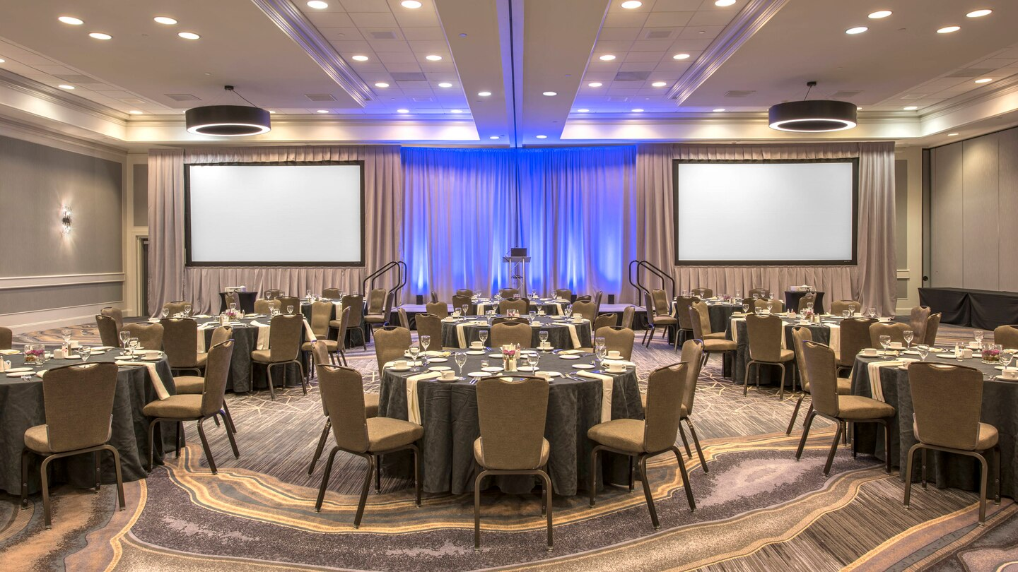 Denver Marriott Tech Center event space in denver