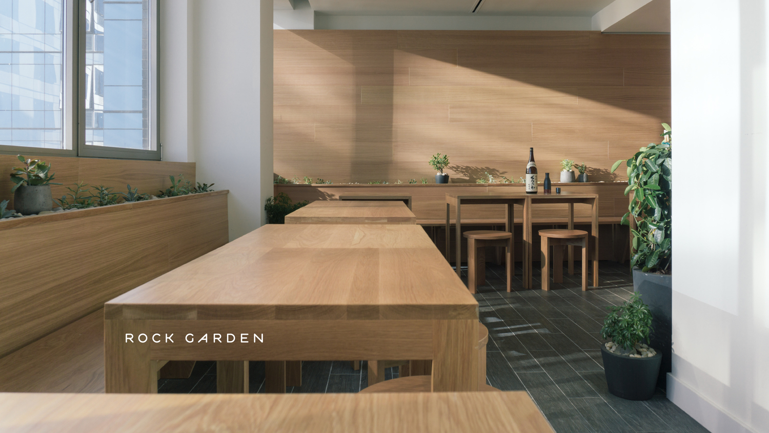 Photo #5 Rock Garden Private Room at Kimoto Rooftop