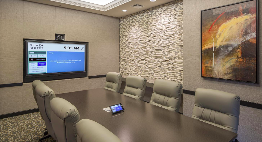 Photo #5 Meeting Room at The Plaza Suites