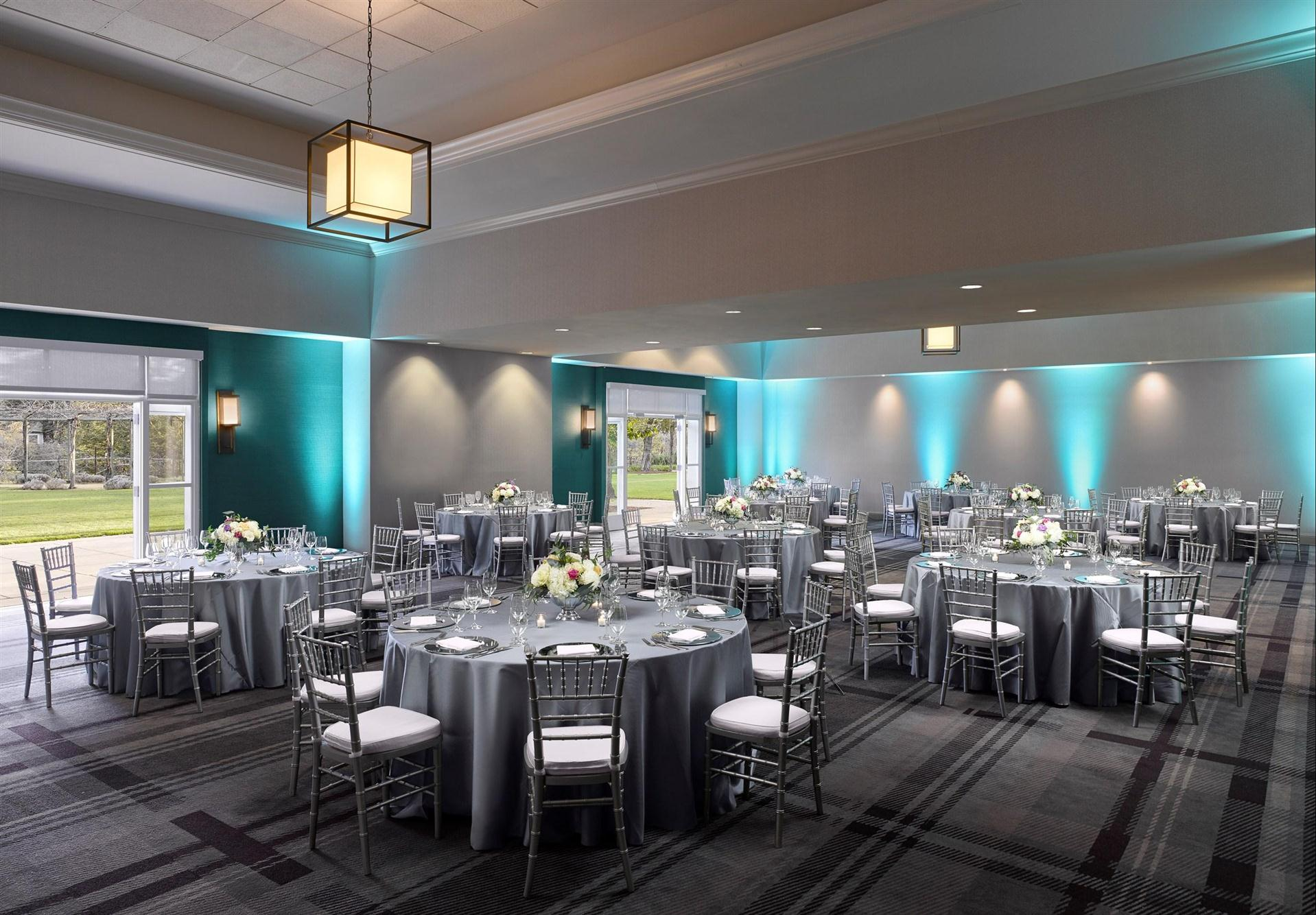 Dry Creek Valley Ballroom event space at Hyatt Regency Sonoma Wine Country in San Francisco, SF Bay Area, San Fran