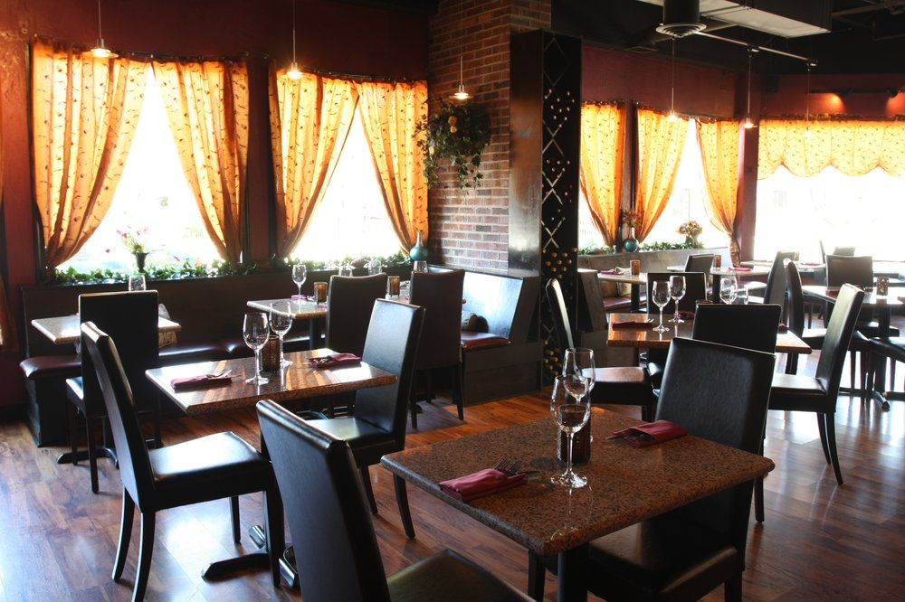 Full Venue event space at The Cellar Bistro in Chicago, Chicagoland Area