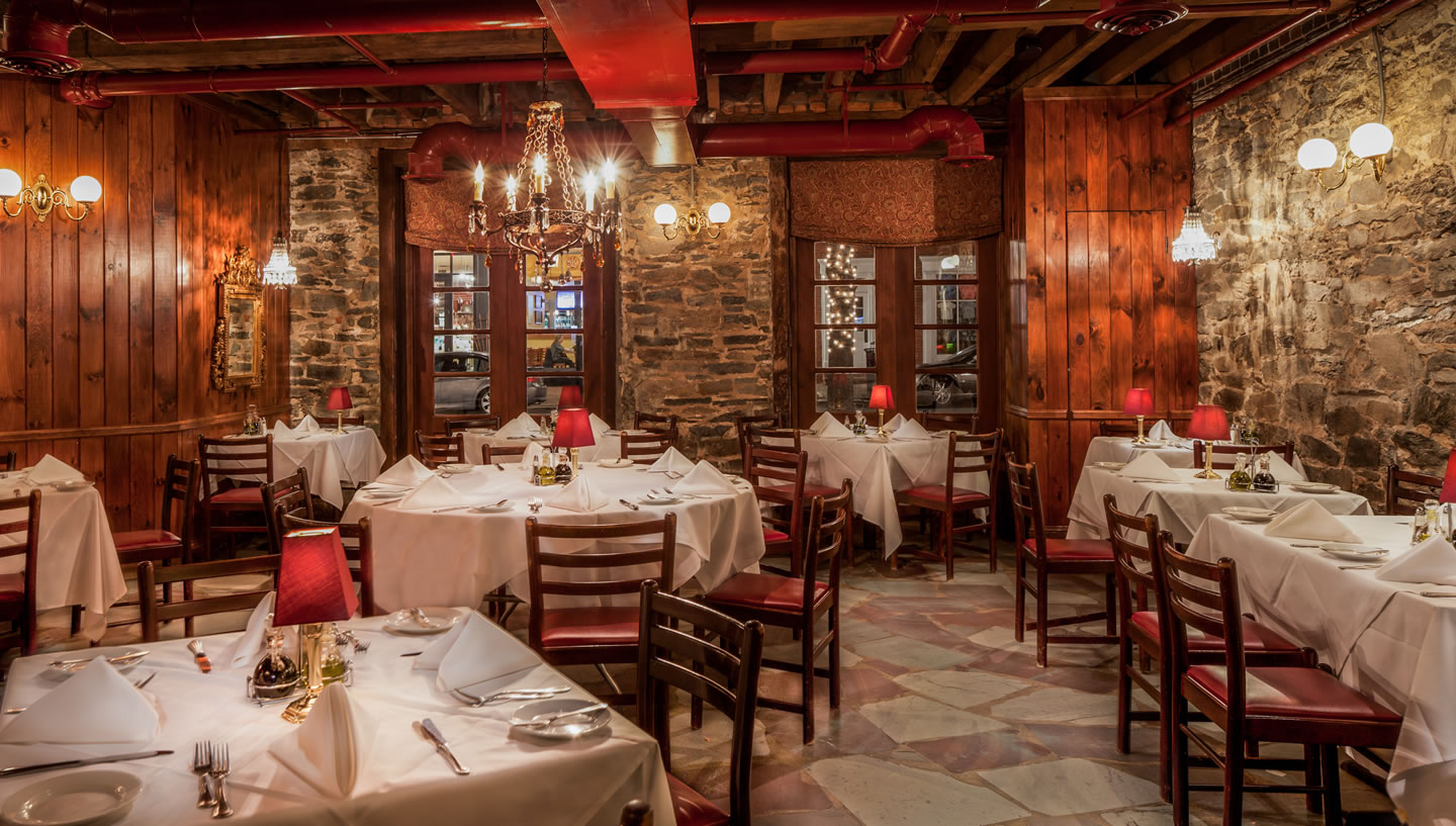 Private Dining event space at Landini Brothers in Washington DC, Maryland, Virginia, DC Area