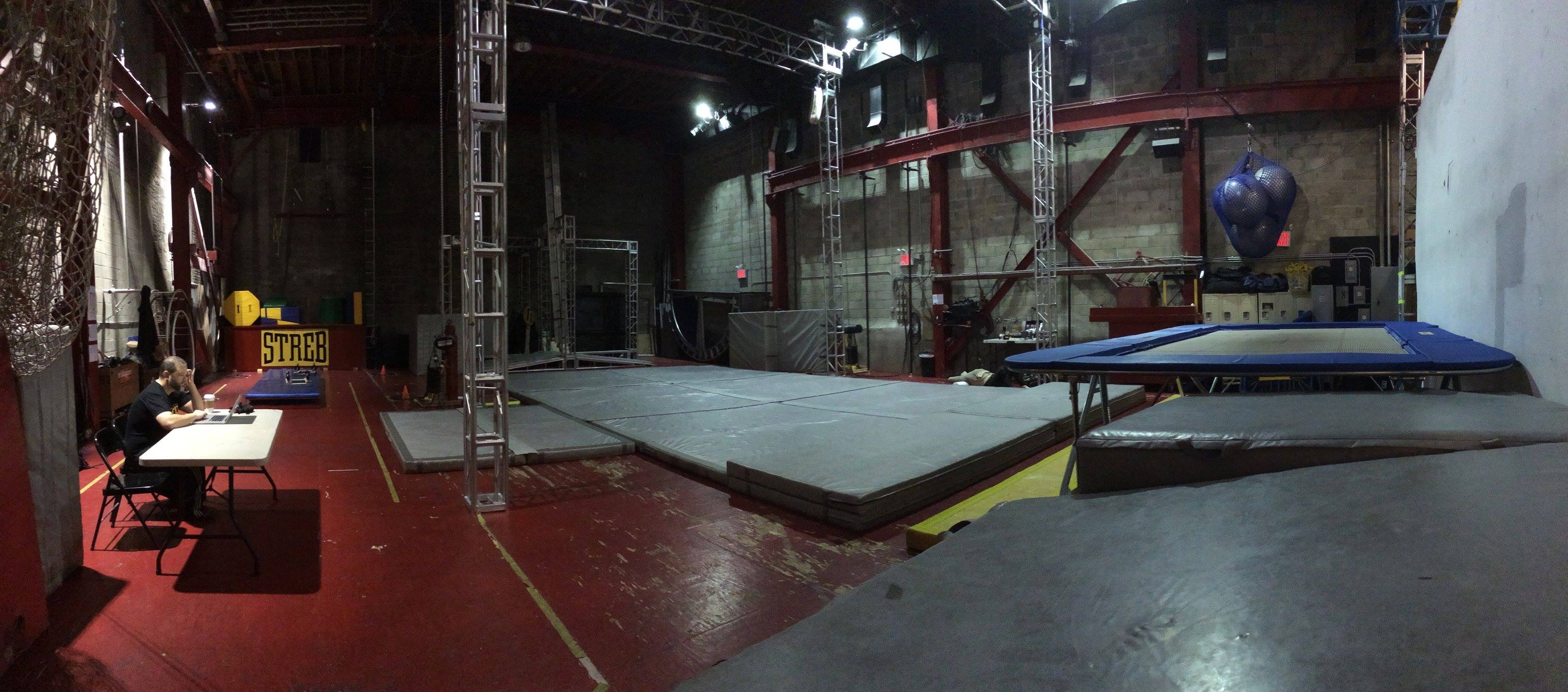 Photo #2 Main Space at SLAM - The STREB Lab for Action Mechanics