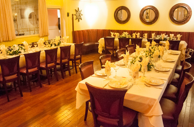 Photo #2 Private Dining Room at Kellari Taverna