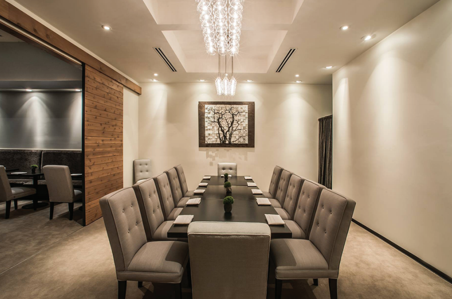 THE PRIVATE DINING ROOM  event space at Acadia in Chicago, Chicagoland Area