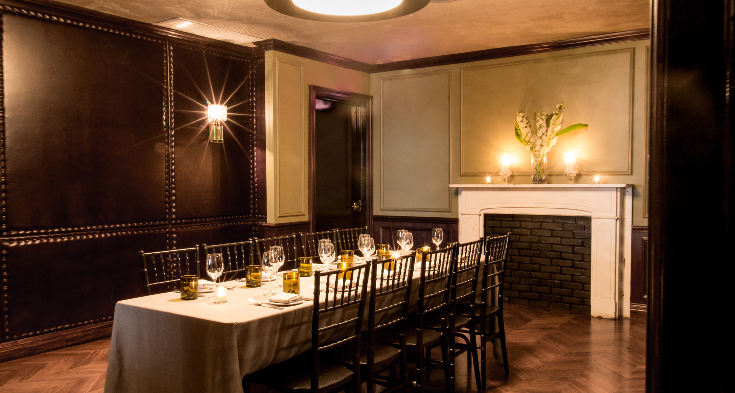 Photo #6 Private Dining Room - Bergamot at The Monarch Room