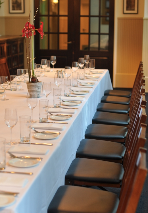 Private Dining Room event space at Town Hall in San Francisco, SF Bay Area, San Fran