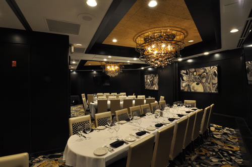 Private Dining Room (A) event space at Morton's The Steakhouse - Downtown DC in Washington DC, Maryland, Virginia, DC Area