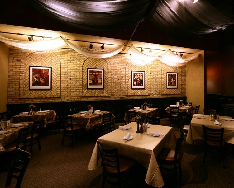 Full Venue event space at Cafe Pyrenees in Chicago, Chicagoland Area