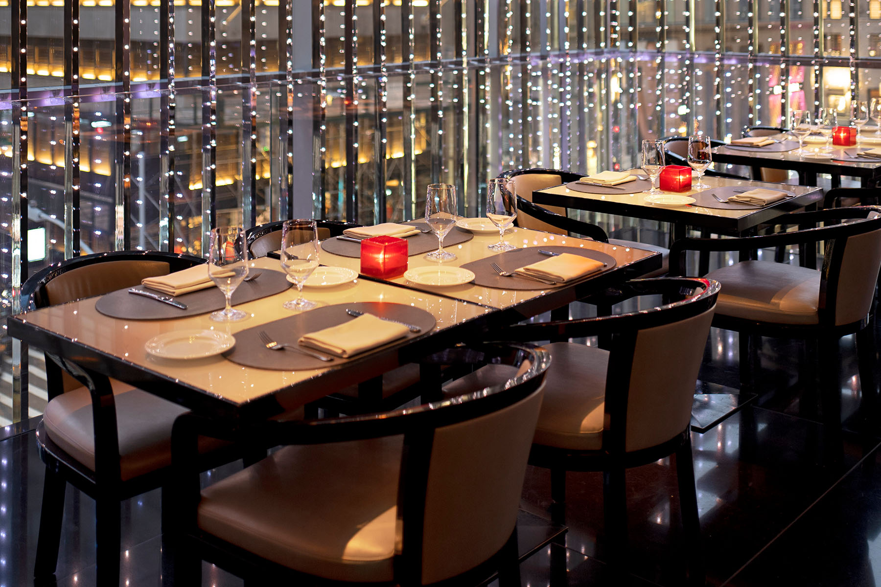Photo #6 Main Dining Room at Armani / Ristorante 5th Avenue