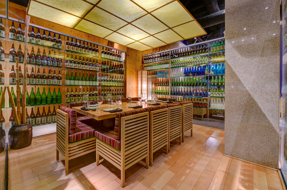 Photo #12 Private Sake Tasting Room at Ozumo San Francisco