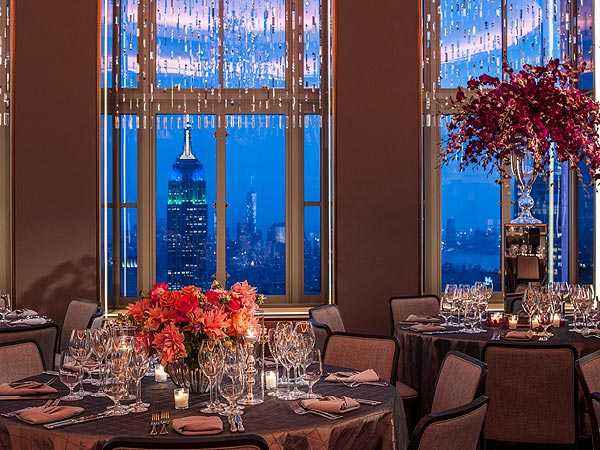Full Venue event space at Rainbow Room in New York City, NYC, NY/NJ Area