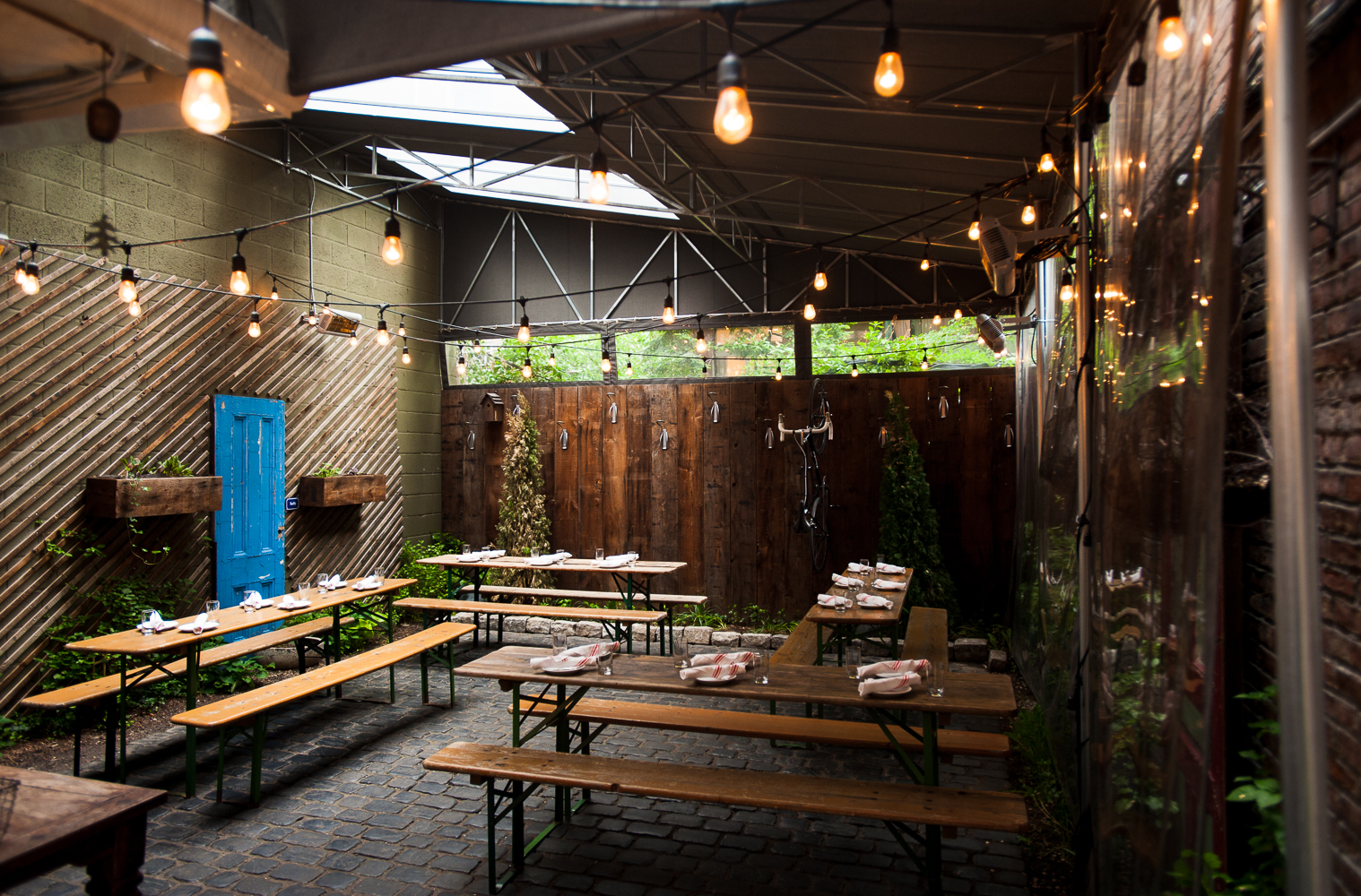 Photo #4 The Garden at The Cannibal Beer & Butcher