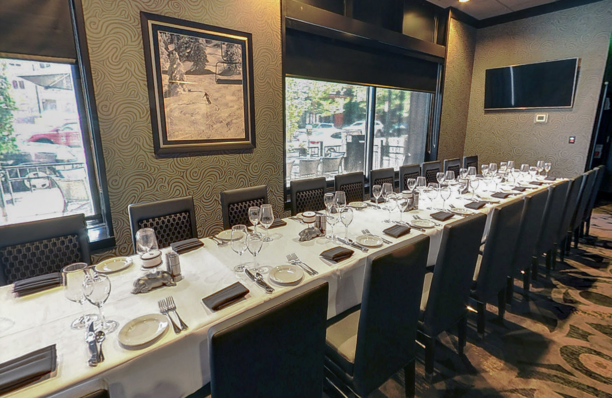 Photo #2 Private Dining Room (B) at Morton's The Steakhouse - Denver