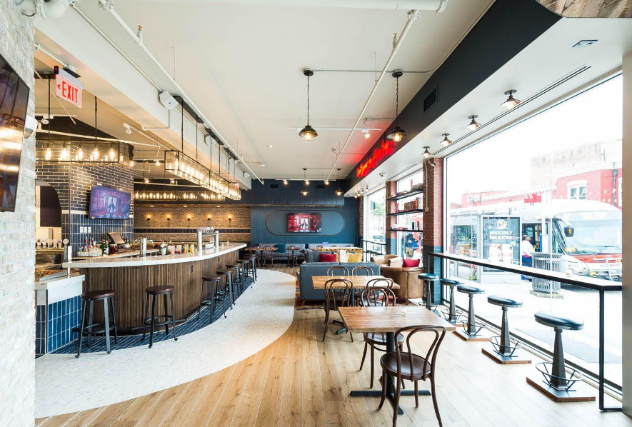 HalfSmoke event space in Washington DC, Maryland, Virginia, DC Area