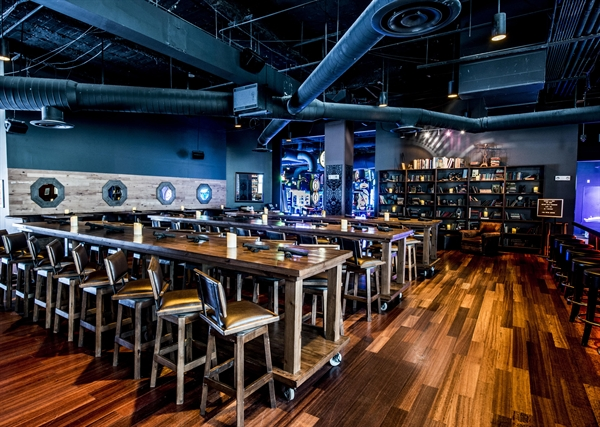Photo #3 Large Party Reservation  at Lucky Strike Denver