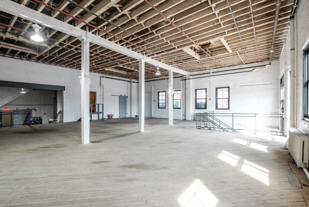 Photo #2 The Warehouse Space at The Box Factory