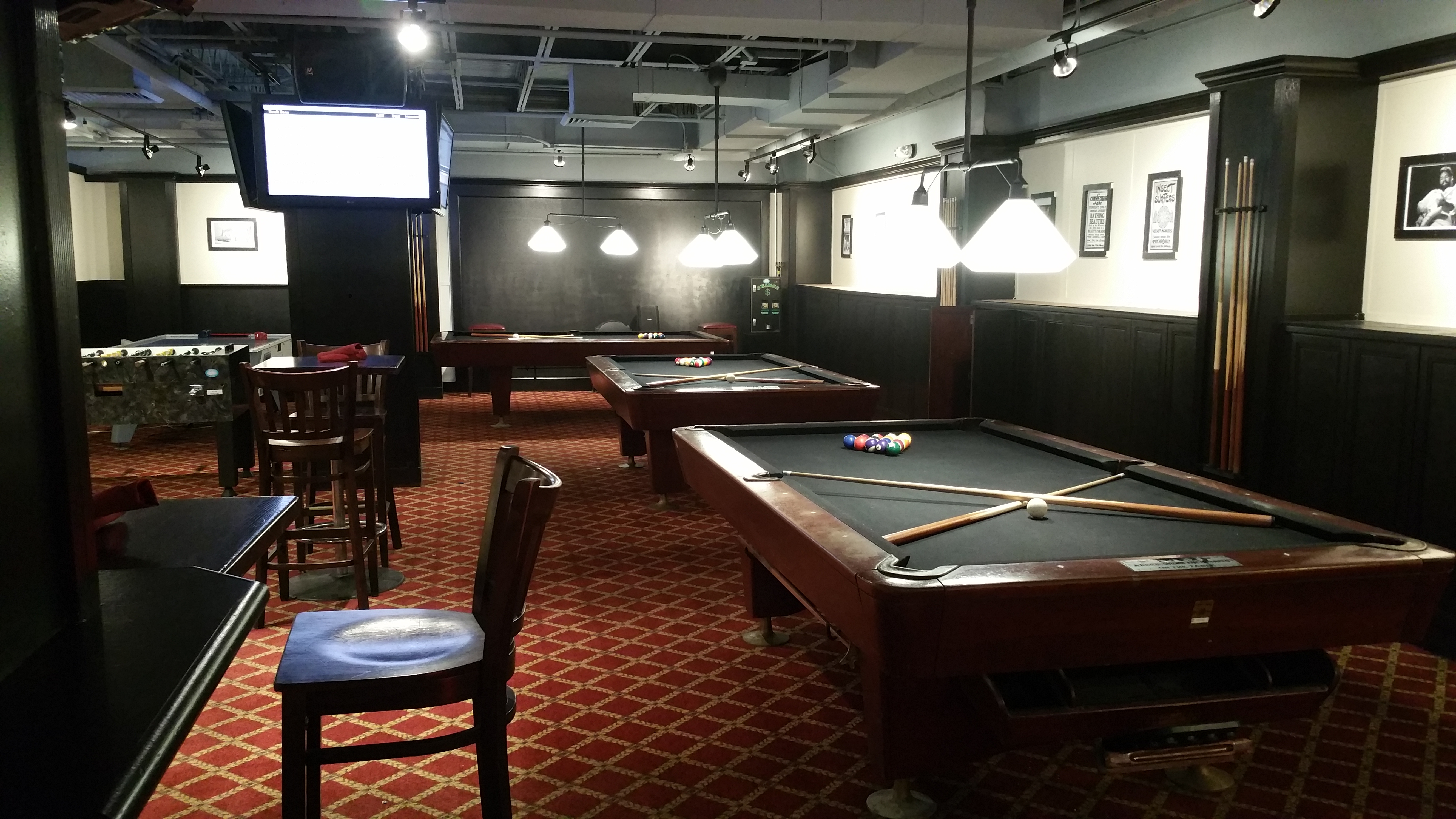 Photo #7 Game Room at Tapp'd Bethesda